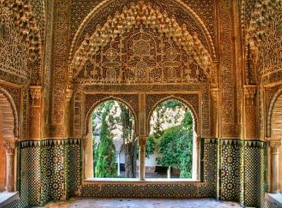アルハンブラ宮殿 ~グラナダ