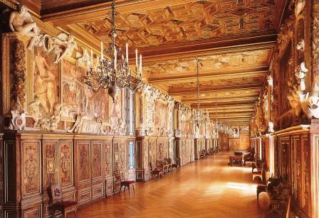 フォンテーヌブロー宮殿の画像 p1_9